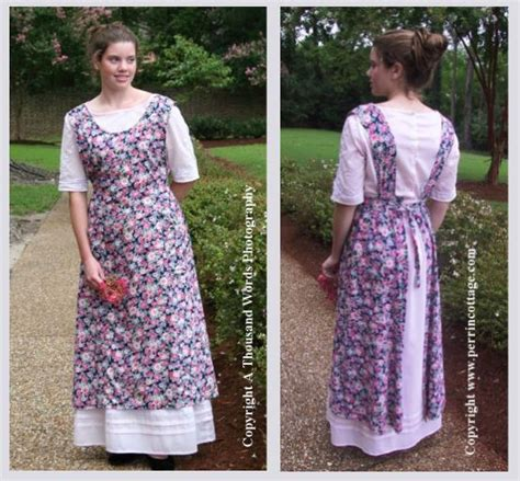 free sewing pattern victorian apron an edwardian apron pattern