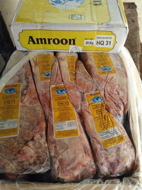 jual tenderloin kerbau impor  lapak waroeng daging