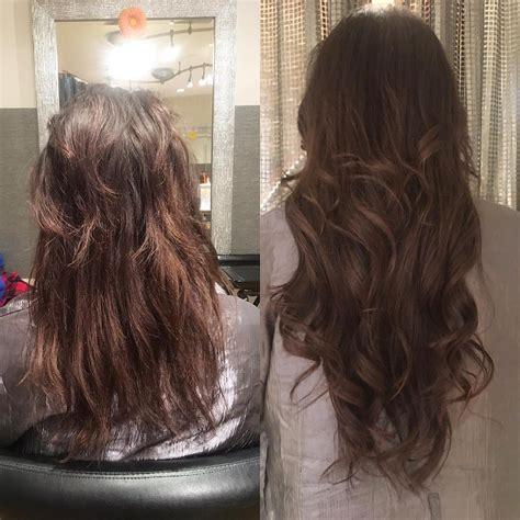 hair extensions extology salon