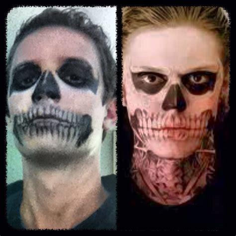 imagenes de maquillaje para halloween hombres maquillaje para disfraces de halloween