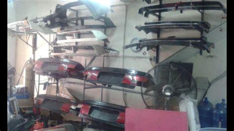 Lu Satria menjual dan memasang aksesori kereta baru dan terpakai