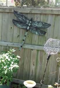 diy garden fence decorations hometalk