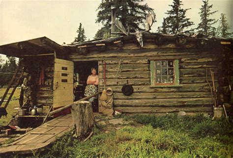 Cabin Plans Alaska by Small Log Cabins In Alaska Alaska Log Cabins In Woods Log