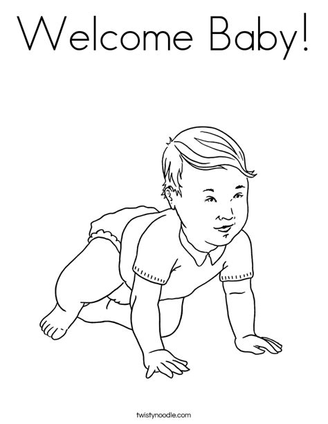 coloring page new baby new baby brother coloring page az coloring pages