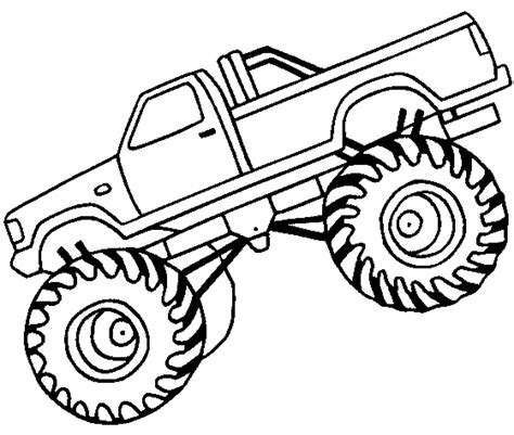 coloring pages to color online and print get this printable monster truck coloring pages online 12904