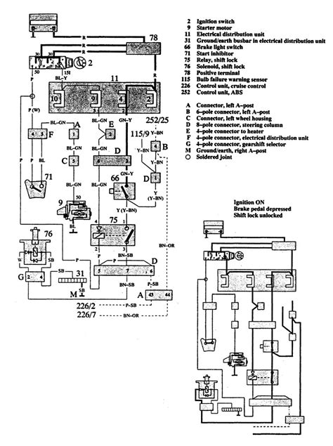 volvo 940 wiring diagram 24 wiring diagram images