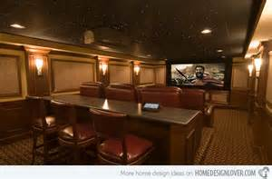 Interior Colors For Small Rooms - 15 interesting media rooms and theaters with bars home design lover