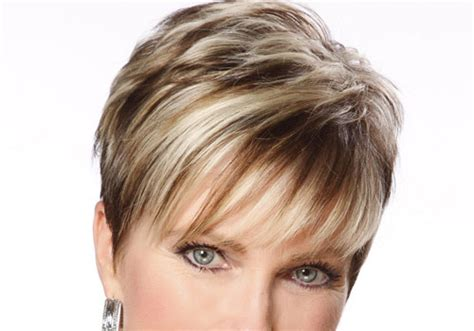 short brown hair with blonde highlights 30 cool short choppy hairstyles creativefan