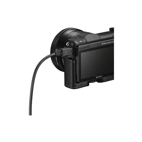 Sony Alpha A5100 Kit F 3 5 5 6 Oss sony alpha a5100 16 50 kit black mirrorless digital