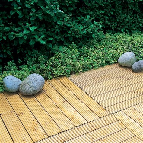 90cm patio deck tile pack of 4 buy decking direct