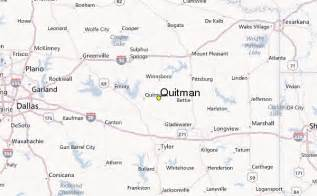 quitman map quitman weather station record historical weather for