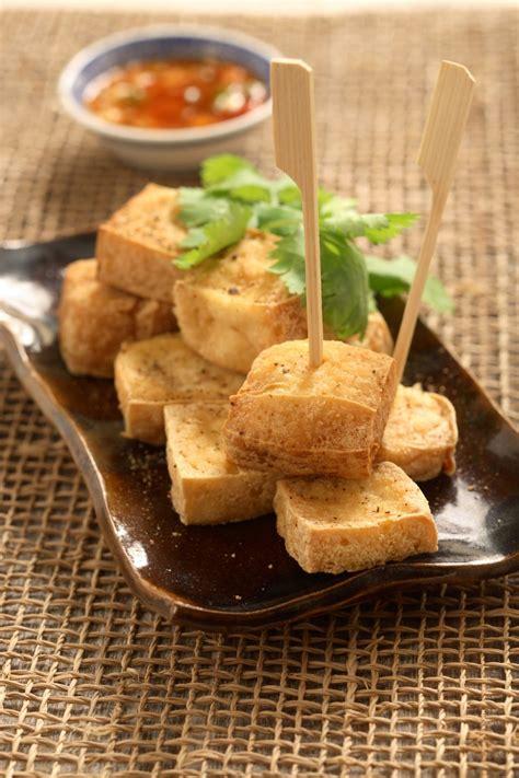 easy deep fried tofu recipe