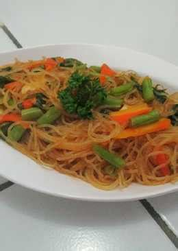 resep menu vegetarian enak  sederhana cookpad