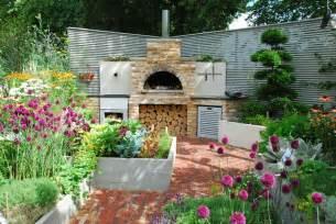 kitchen gardens scandinavian landscape london by
