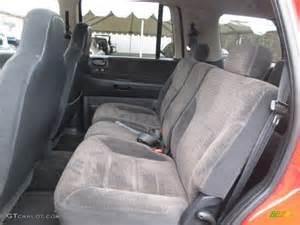 2002 dodge durango slt 4x4 rear seat photo 102867720