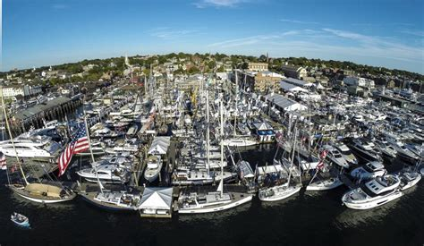 newport boat show fall 2018 boating calendar for the new year 2019 boats