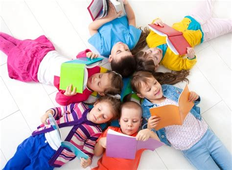 picture of children reading books tips for choosing children s books for your home