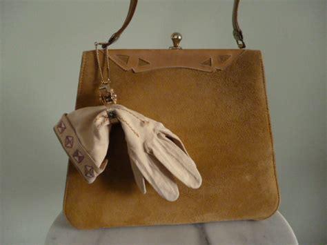 Original Zara Bag With Metal Clip vintage glove clip holder 6 foxy forties vintage hats
