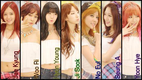 Rainbow Earing Korea rainbow singapore forums by sgclub