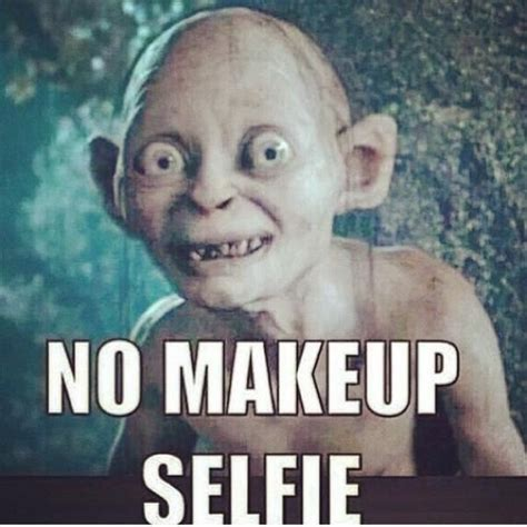 No Makeup Selfie Meme - strange and funny selfies