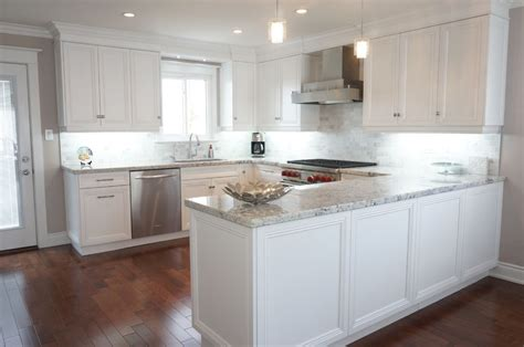 Toronto Kitchen Cabinets by Stouffville Kitchen Renovation Custom Kitchen Design Ideas