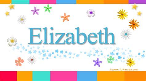 imagenes halloween con nombres elizabeth significado del nombre elizabeth nombres