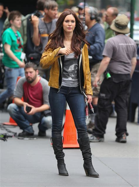 Hummer Fox Low Boots Casual megan fox style as always 187