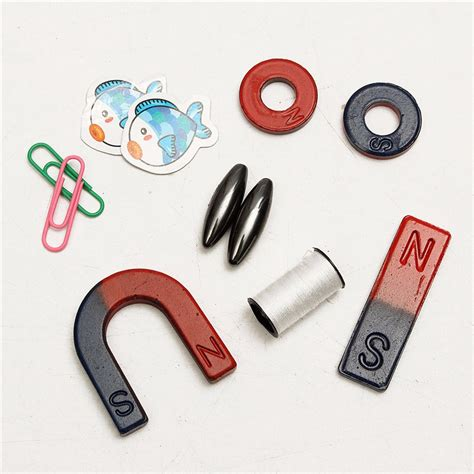 Magnets Kiddy by Magnets Field Scool Teaching Education Tool Set