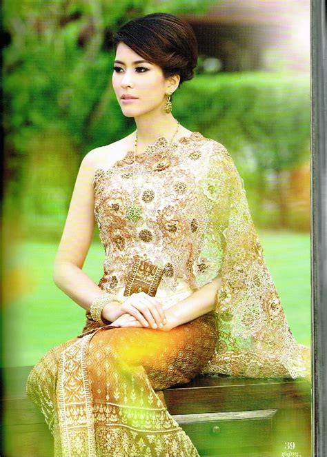 film thailand wedding dress 17 best images about thai traditional dress on pinterest