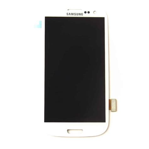 Samsung Screen Samsung Galaxy S3 Screen Assembly Replacement White