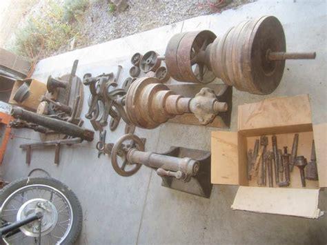 witherby rugg  richardson wood lathe