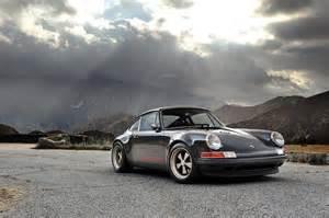 Singer Porsche Porsche 911 Quot Indonesia Quot By Singer Design Hypebeast