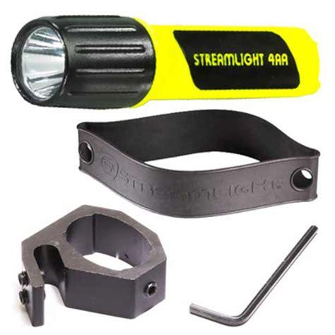 helmet flashlight streamlight helmet lighting kit streamlight flashlights