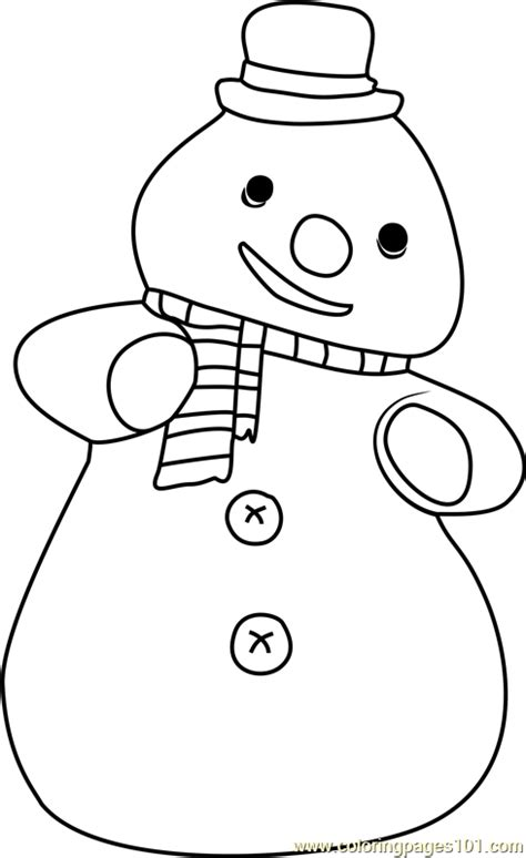doc mcstuffins chilly coloring pages chilly mcstuffins coloring page free doc mcstuffins