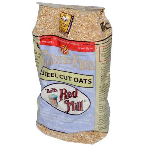 Bob Mill Gluten Free Steel Cut Oat 680gr Murah bob s mill gluten free steel cut oats 24 oz 680 g iherb