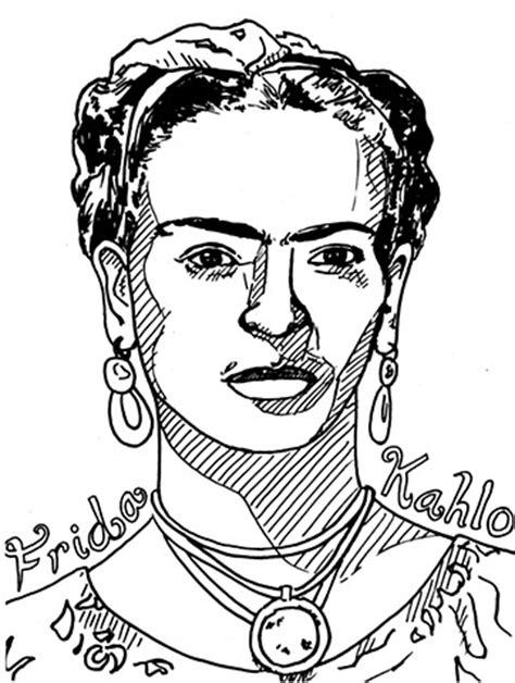 frida kahlo colouring books the world s catalog of ideas