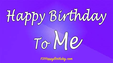 Happy Birthday To Me Continued by Happy Birthday To Me