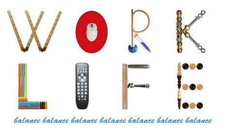 how do balancing work vs work balance vs series