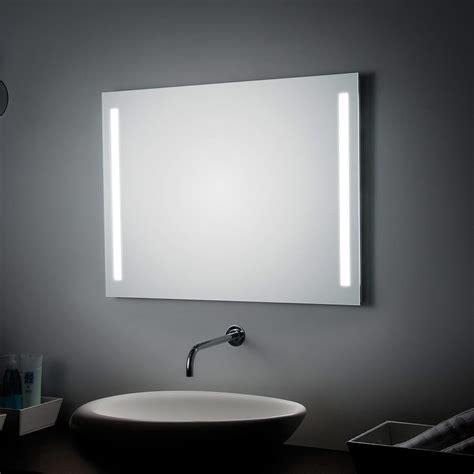 decke 50 x 50 koh i noor spiegel 80 x 60 cm mit seitlichen led streifen