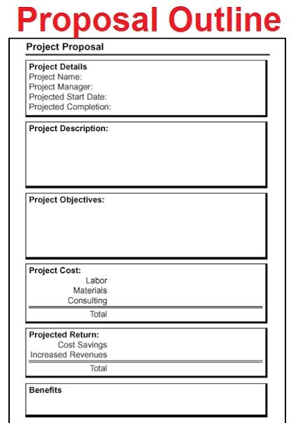 simple proposal template business proposal exles 30