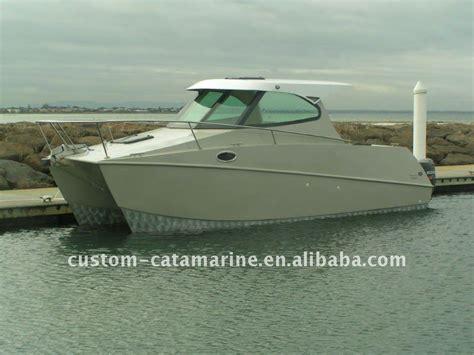 catamaran aluminum boat access aluminum catamaran fishing boat mi je