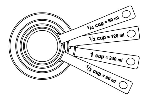measuring cup clipart measuring cup clipart clip of measuring cup clipart
