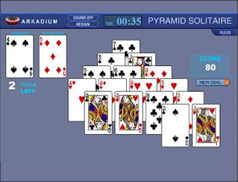 solitaire best guide to play play pyramid solitaire free brain
