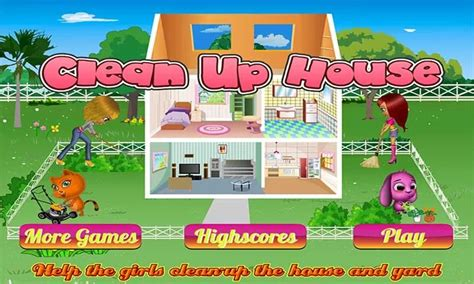 cleaning games for girls free clean up house girls game apk download for android