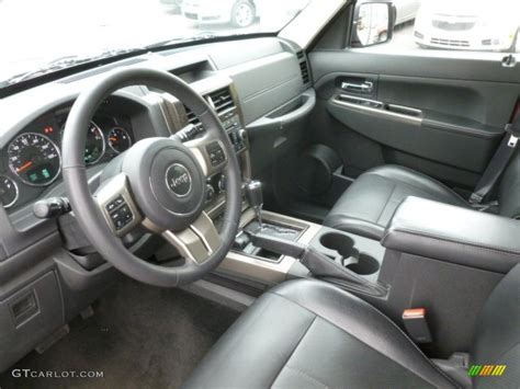 jeep liberty limited interior 2012 jeep liberty limited 4x4 interior color photos