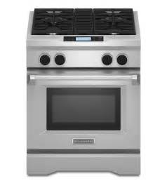 Kitchenaid Induction Cooktop 30 Kitchenaid 174 30 Inch 4 Burner With Steam Assist Oven Dual