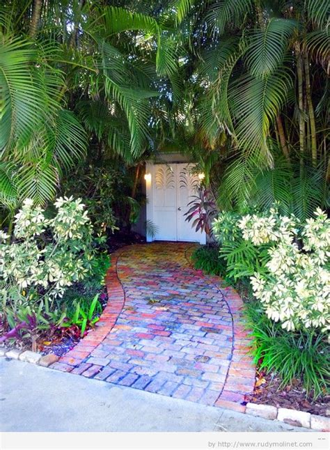 Backyard Key West by Triyae Key West Themed Backyard Various Design