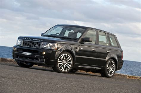 land rover australian 2009 range rover stormer kit launched in australia