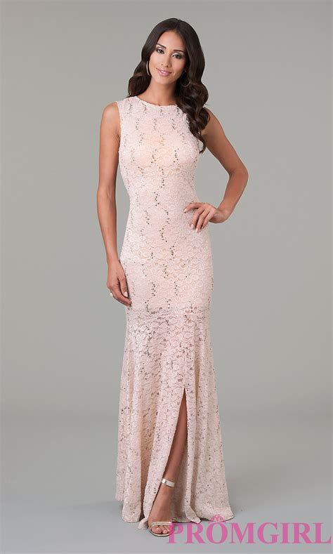 Floor Length Gown by Floor Length Sleeveless Lace Dress Lace Sleeveless Gown