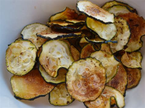 hot zucchini chips virtual dinner club quot baked quot zucchini chips